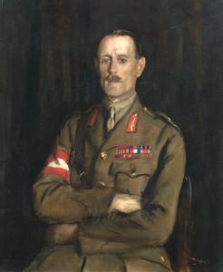 General Sir A J Godley, KCB, KCMG, 1919