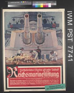 Reichsmarinestiftung [Imperial Navy Fund]