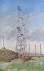A CH (Chain Home) Radar Station on the East Coast