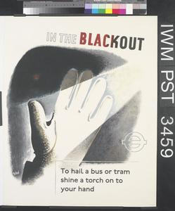 In the Blackout - To Hail a Bus or Tram...