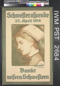 Schwesternspende - 27 April 1918 [Collection for Nurses - 27 April 1918]