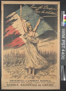 Pour le Drapeau! Pour la Victoire! [For the Flag! For Victory!]