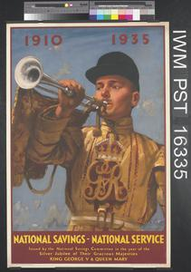 1910 - 1935 - National Savings - National Service