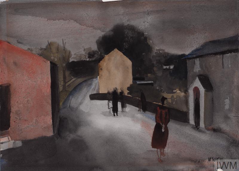 Street, Ruabon