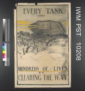 Every Tank Saves Hundreds of Lives
