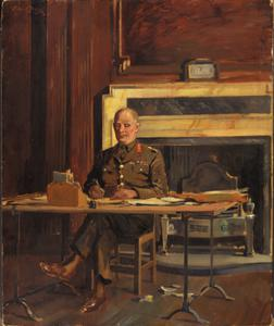 General Lord Gort, VC : at the Headquarters of the British Expeditionary Force, 1940