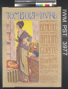 Tombola du Livre [Book Tombola]