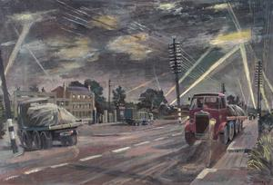 Road Transport in the Blitz