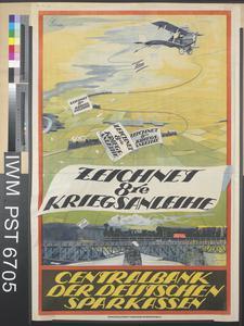 Zeichnet Achte Kriegsanleihe [Subscribe to the Eighth War Loan]