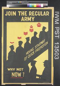 Join the Regular Army