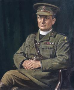 The Late Rev T B Hardy, VC, DSO, MC