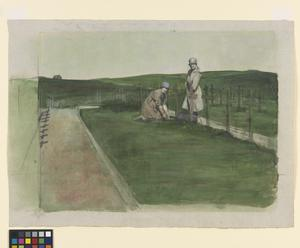Queen Mary's Army Auxiliary Corps: Tending Graves at Wimereux Cemetery