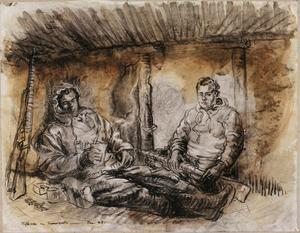 Riflemen in Snowsuits : January 1945