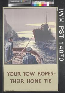 Your Tow Ropes - Their Home Tie