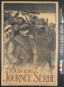 Journée Serbe [Serbia Day]