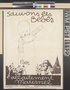 Sauvons les Bébés par l'Allaitement Maternel [Save the Babies by Breast-feeding]