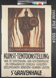 Kunst-Tentoonstelling S'Gravenhage