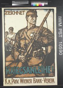 Zeichnet Kriegsanleihe! [Subscribe to the War Loan!]
