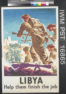 Libya - Help Them Finish the Job