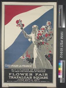 C'est pour La France