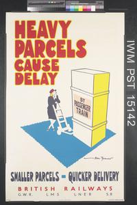 Heavy Parcels Cause Delay