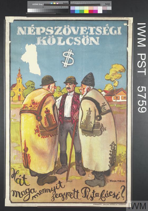 Népszövetségi Kölcsön [League of Nations Loan]