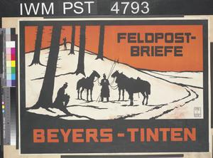Feldpost-Briefe [Army Postal Service Letters]