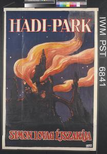 Hadi-Park - Simon Lovag Éjszakája [War Park – A Night in Knight Simon's Life]