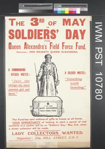 The Third of May is Soldiers' Day