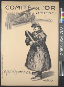 Comité de l'Or Amiens [Amiens Treasury Committee]
