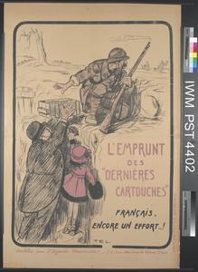 L'Emprunt des Dernières Cartouches [The Loan for the Last Cartridges]
