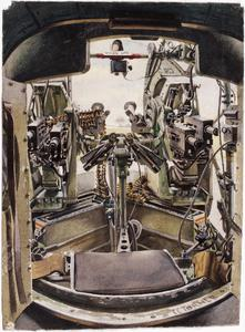 The Turret of an Aeroplane