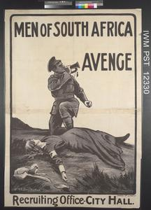 Men of South Africa - Avenge
