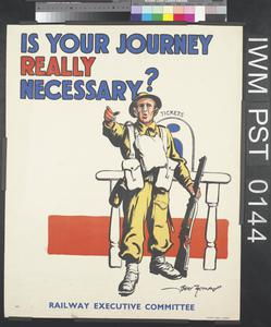 Is Your Journey Really Necessary?