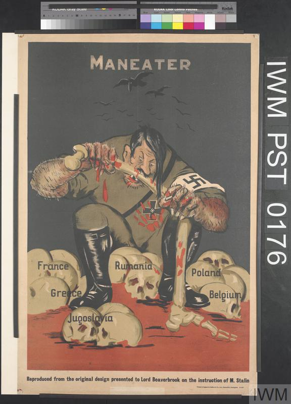 maneater  art iwm pst 0176
