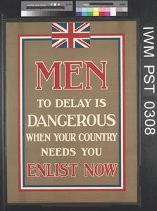 Men - To Delay is Dangerous