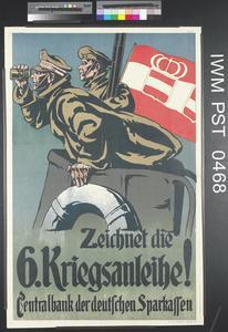 Zeichnet die Sechste Kriegsanleihe! [Subscribe to the Sixth War Loan!]
