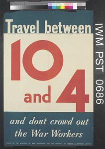 Travel Between Ten and Four