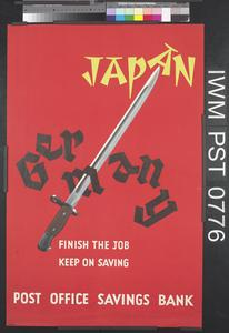 Japan - Germany - Finish the Job - Keep On Saving