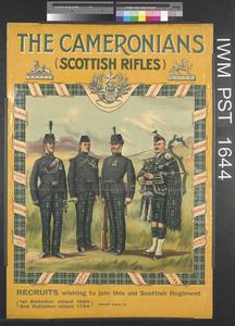 The Cameronians (Scottish Rifles)