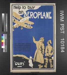 Help to Buy an Aeroplane