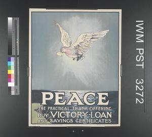 Peace - The Practical Thank-Offering