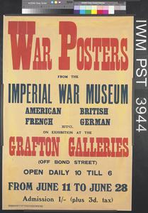 War Posters from the Imperial War Museum