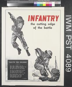 Infantry - The Cutting Edge of the Battle