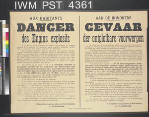 Danger - Gevaar [Danger]