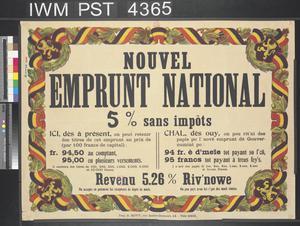 Nouvel Emprunt National [New National Loan ]