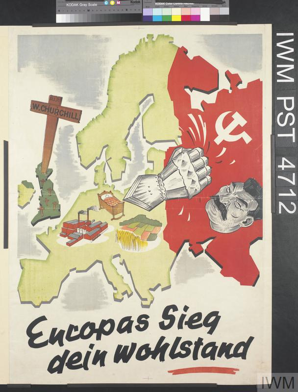 Europas Sieg - Dein Wohlstand [Europe's Victory - Your Prosperity]