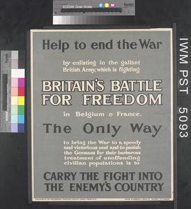Britain's Battle for Freedom