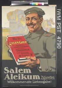 Salem Aleikum Zigaretten [Salem Aleikum Cigarettes]