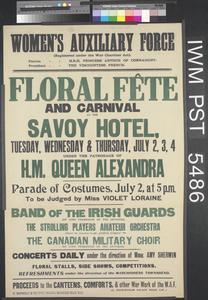 Floral Fête and Carnival